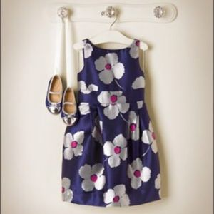Janie and Jack Floral Dress 2T